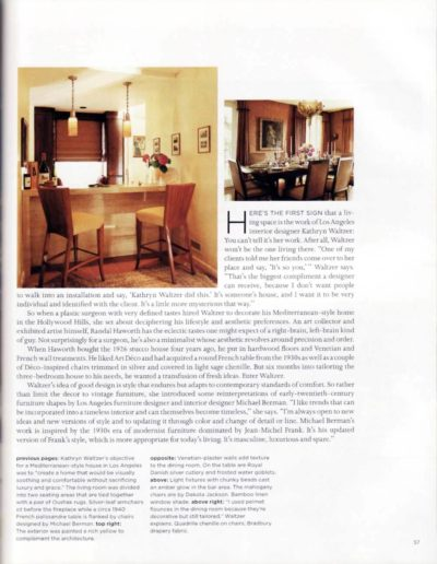 Western-Interiors and Design May June 2003-4
